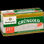 Bünting Tee Grüngold 25g, 25 Beutel