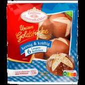 Coppenrath & Wiese Unsere Goldstücke Laugenbrötchen 440g, 6 Stück