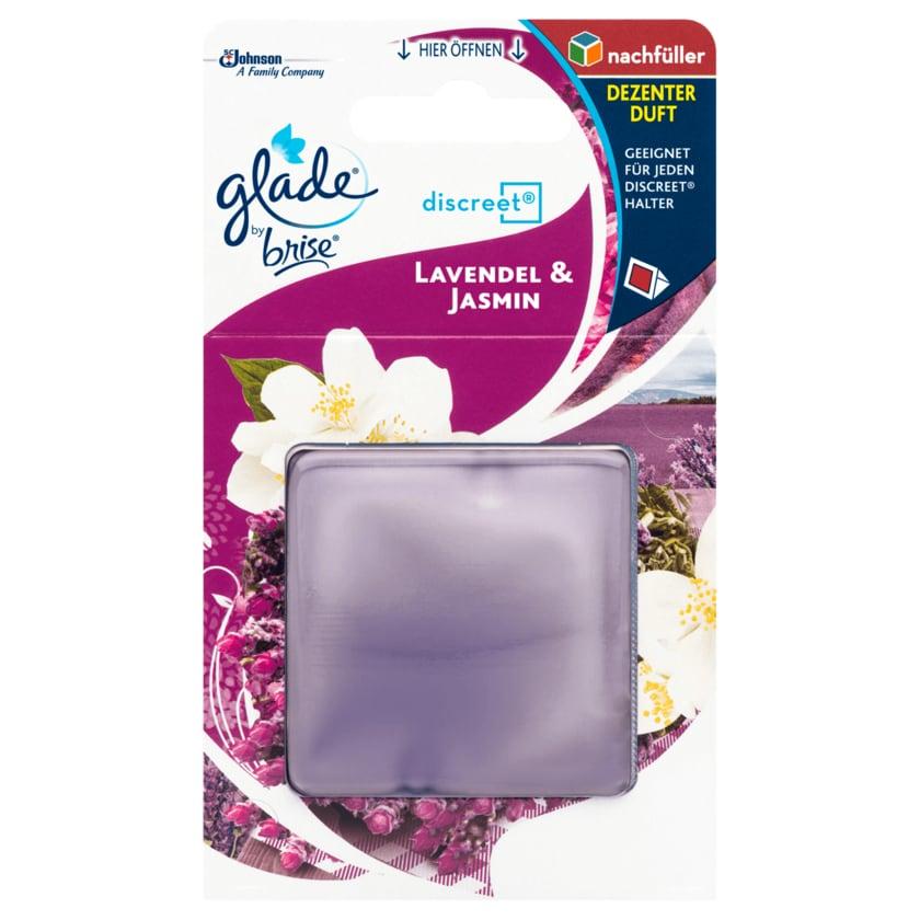 Glade by Brise discreet Nachfüller Lavendel & Jasmin 8g