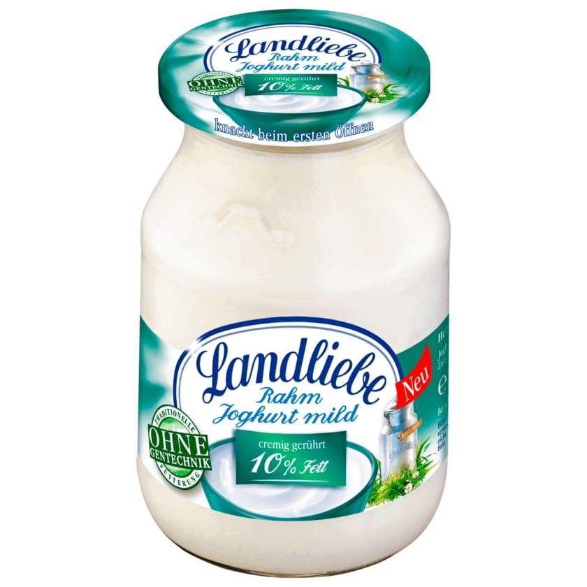 Landliebe Rahmjoghurt Natur 500g