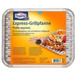 Toppits Express-Grillpfanne 4 Stück