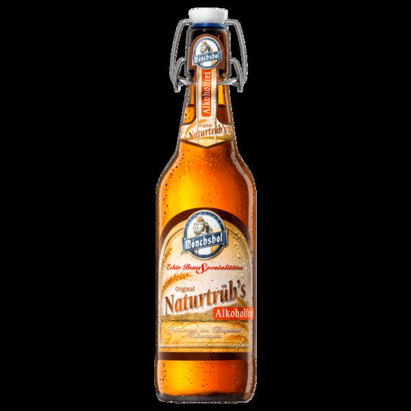 Mänchshof Original Naturtrüb's Alkoholfrei 0,5l