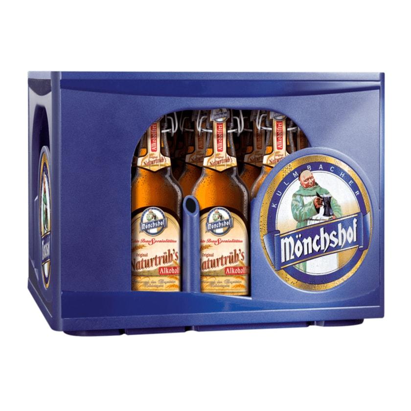 Mönchshof Naturtrüb alkoholfrei 20x0,5l