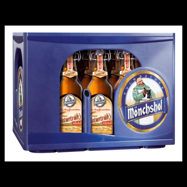 Mönchshof Alkoholfrei & Naturtrüb 20x0,5l