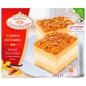 Coppenrath Wiese Cafeteria Fein Sahnig Mandel Bienenstich