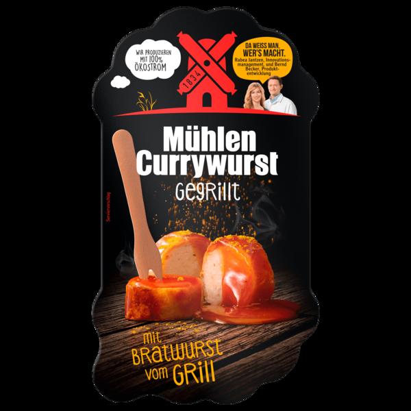 Rügenwalder Mühle Currywurst gegrillt 220g