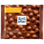 Ritter Sport Schokolade Voll-Nuss laktosefrei 100g