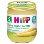 Hipp Bio Reine weiße Karotte 125g
