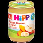 Hipp Mango-Banane in Apfel 190g