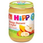 Hipp Bio Mango-Banane in Apfel 190g