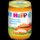 Hipp Couscous mit Gemüse & Bio-Hühnchen 220g