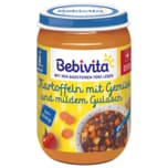 Bebivita Kartoffeln mit Gemüse & mildem Gulasch 220g