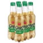 REWE Beste Wahl Ginger Ale 6x1l