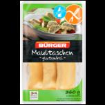 Bürger Maultaschen glutenfrei 360 g