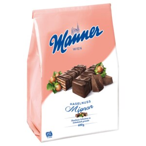 Manner Mignon Schnitten 400g