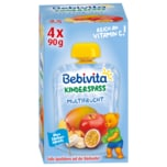 Bebivita Kinder-Spaß Multifrucht 4x90g