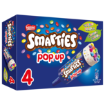 Nestlé Schöller Eis Smarties Pop up Multipackung 4x85ml