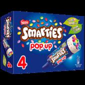 Nestlé Schöller Eis Smarties Pop up Multipackung 4x85ml
