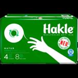 Hakle Natur Toilettenpapier 4-lagig 8x130 Blatt