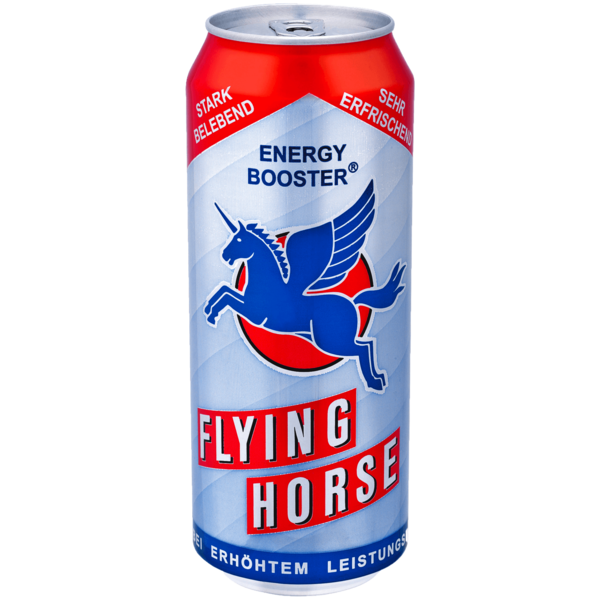 Flying Horse Energy Booster 0,5l