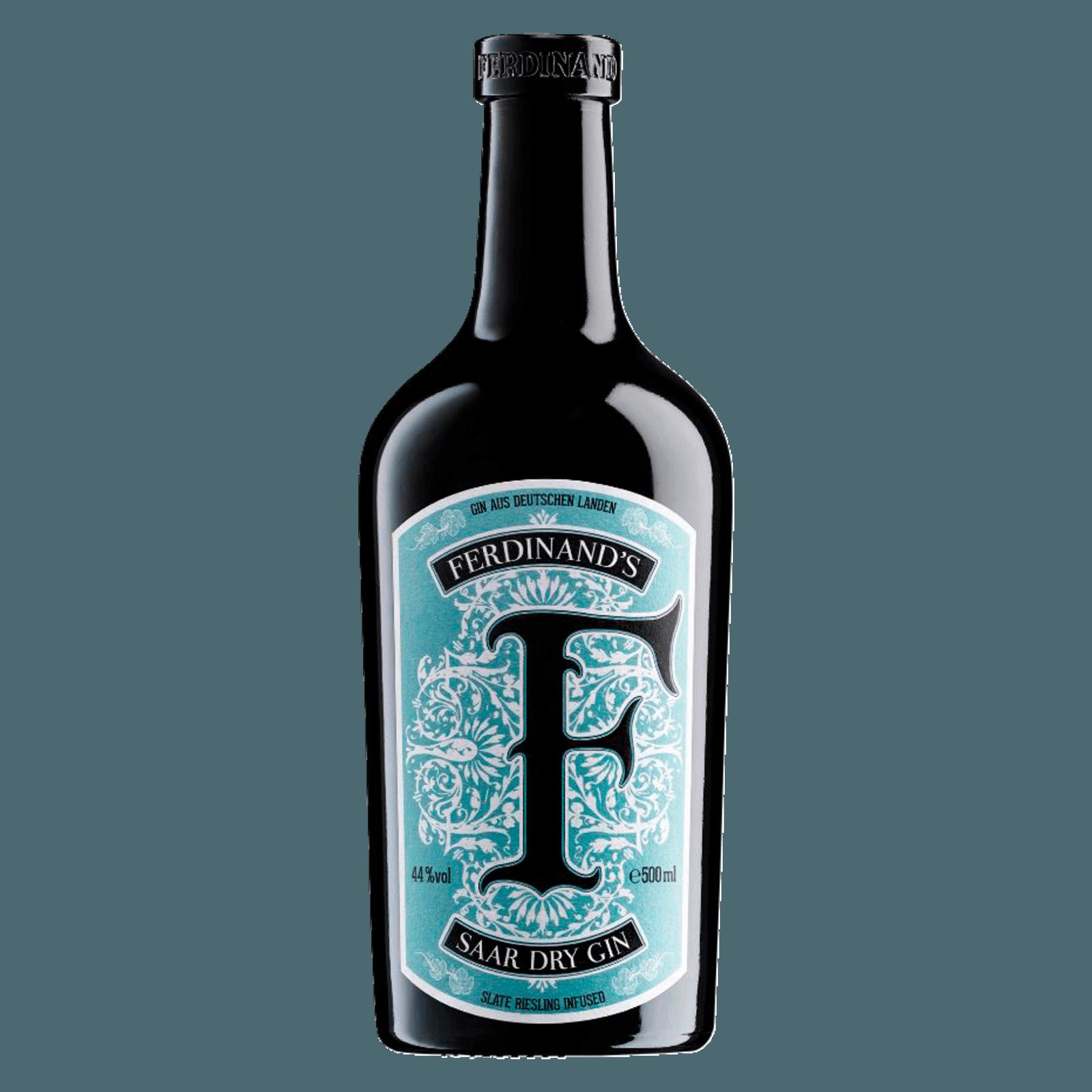 Ferdinand\'s Saar Dry Gin 0,5l bei REWE online bestellen!