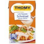 Thomy Les Sauces Schnitzel Sahne Sauce 250ml