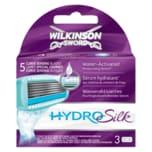 Wilkinson Sword Hydro Silk Klingen 3 Stück