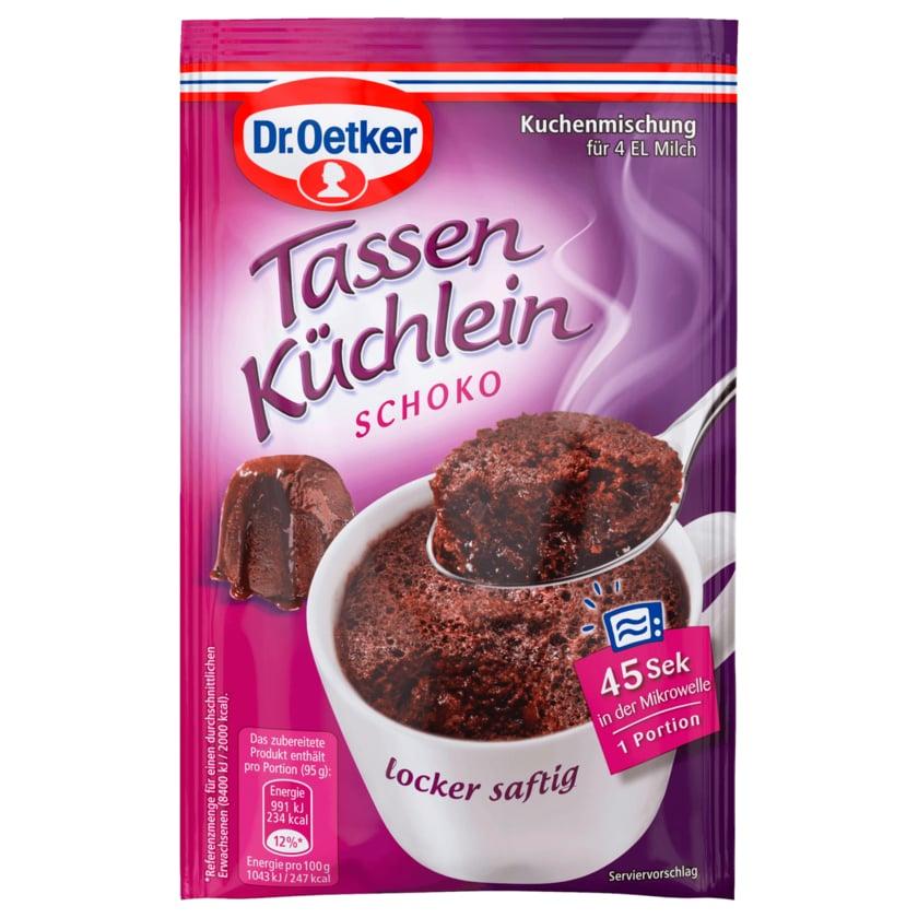 Dr. Oetker Tassenküchlein Schoko 55g