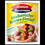 Sonnen Bassermann Mexikanischer Bohnentopf 800g