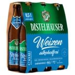 Distelhäuser Weizen alkoholfrei 6x0,5l