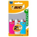 Bic Feuerzeug Mini 3 Stück