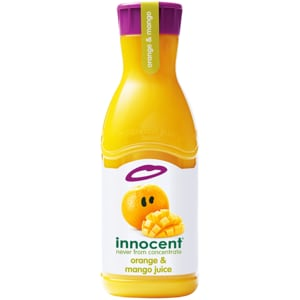 Innocent Orange & Mango 900ml