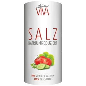 Viva Salz natriumreduziert 300g