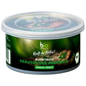 Bio Zentrale Brotaufstrich Kräuter der Provence 125g