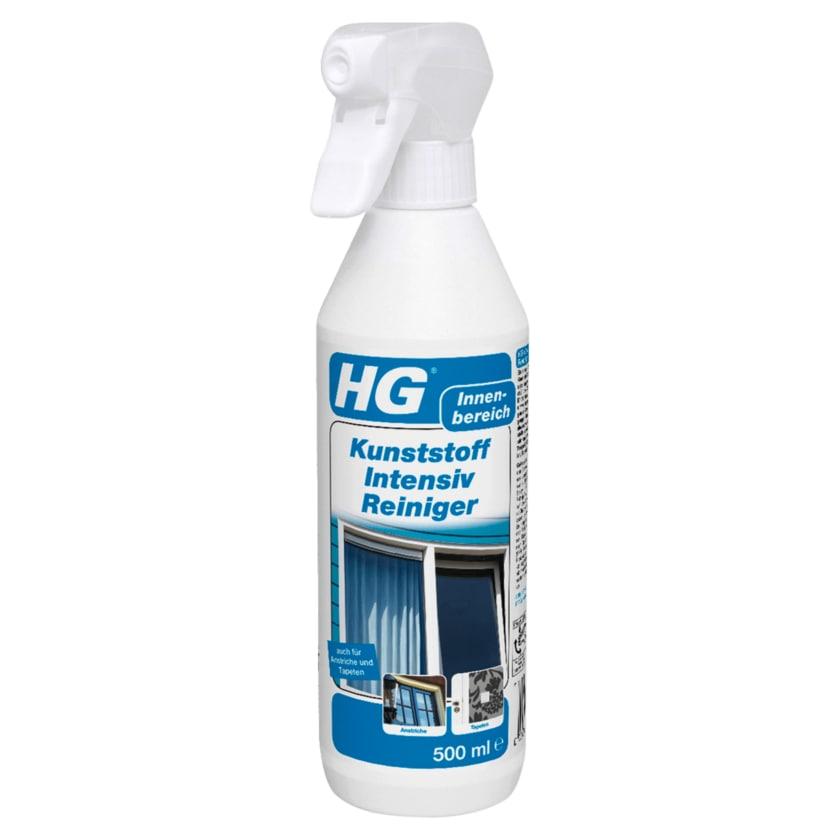 HG Kunststoff Intensiv Reiniger 500ml