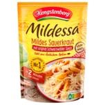 Hengstenberg Mildessa Mildes Sauerkraut mit Speck 350g