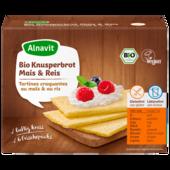 Alnavit Knusperbrot Mais & Reis 150g