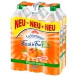 Lichtenauer Fresh'n FruiTea Weißtee-Pfirsich 6x1,5l
