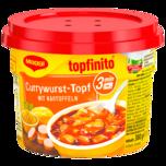 Maggi Topfinito Currywurst-Topf mit Kartoffeln 380g