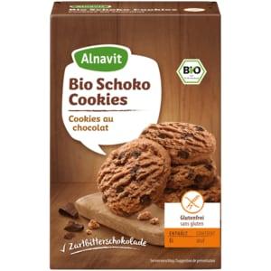 Alnavit Bio Schoko Cookies glutenfrei 125g