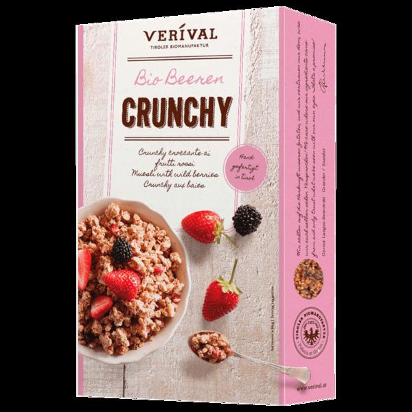 Verival Bio Beeren Crunchy 375g