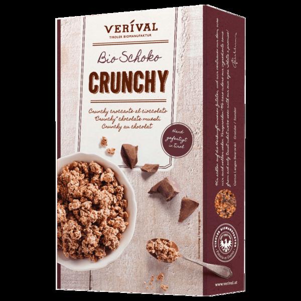 Verival Bio Schoko Crunchy 375g