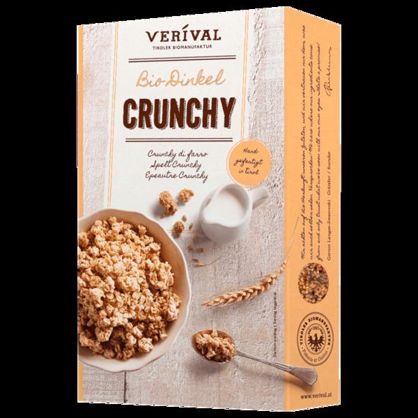 Verival Bio Dinkel Crunchy 375g