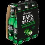 Bitburger Fassbrause Waldmeister 6x0,33l