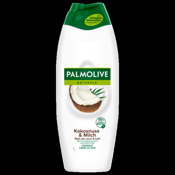 Palmolive Naturals Cremebad verwöhnende Pflege Kokos 650ml