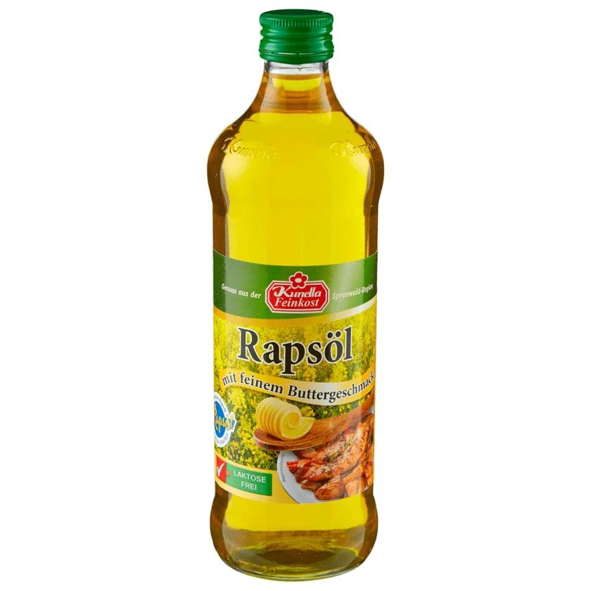 Kunella Rapsöl mit feinem Buttergeschmack 500ml