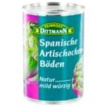 Feinkost Dittmann Artischocken-Böden 210g, 5-7 Stück