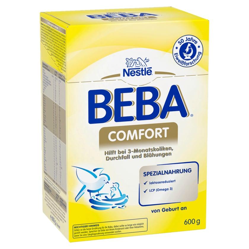 Nestlé Beba Spezialnahrung Comfort bei Säuglingskoliken Pulver 600g
