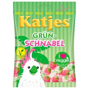 Katjes Grün-Schnabel 200g