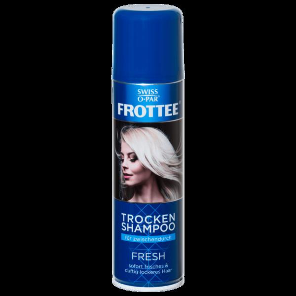 Swiss-O-Par Frottee Trockenshampoo Spray 200ml